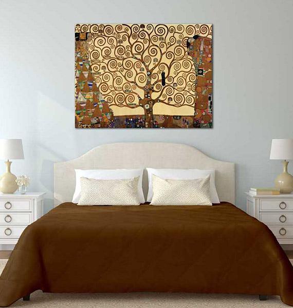 Albero della vita – Gustav Klimt – Tela