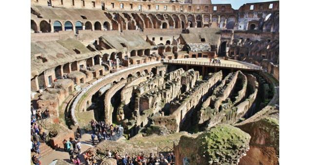 I 5 siti culturali più visitati in Italia nel 2017