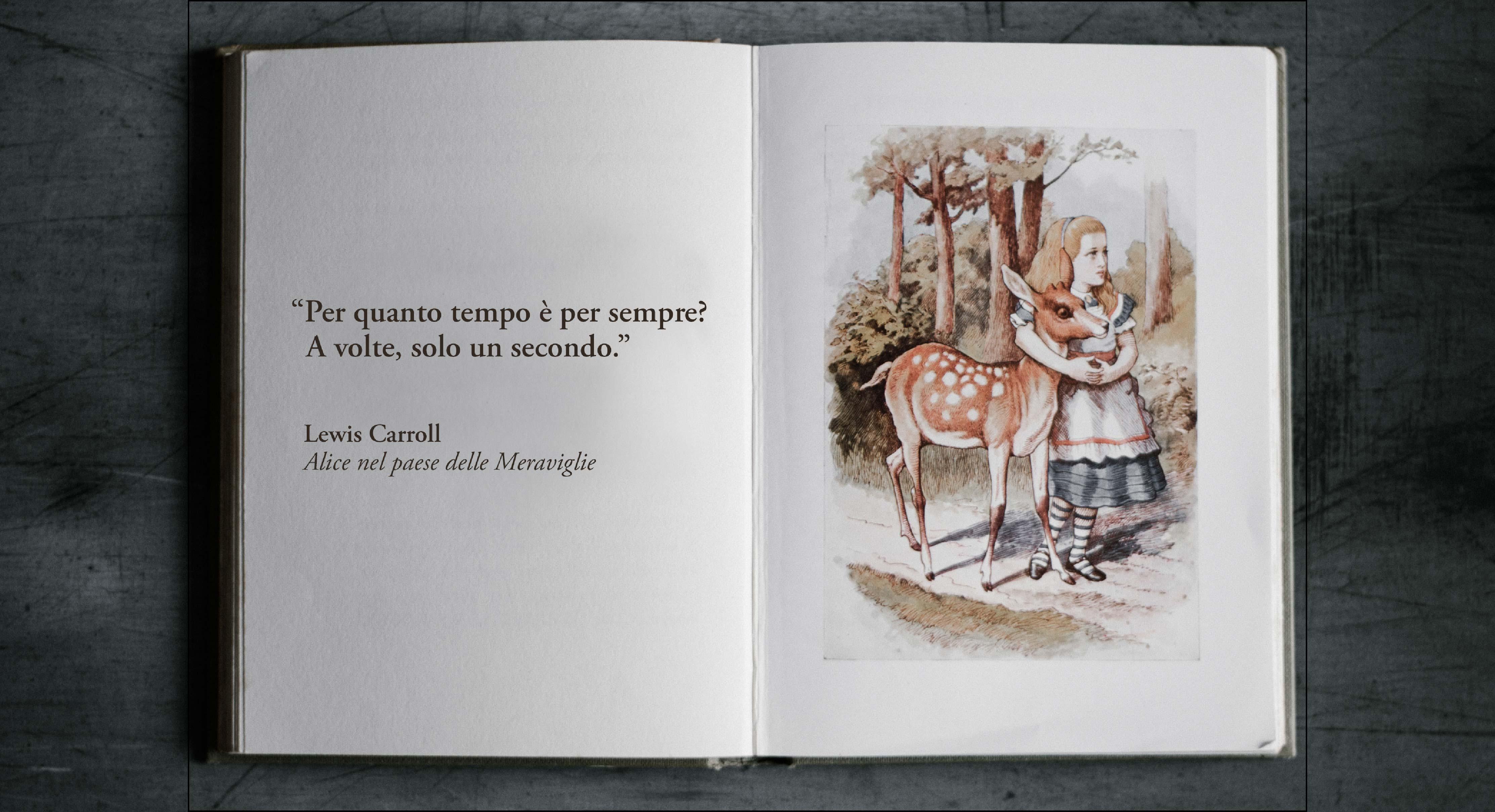 Lewis Carroll Le Frasi Piu Belle Del Creatore Di Alice Nel Paese
