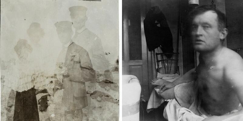 La fotografia di Edvard Munch in mostra negli Stati Uniti