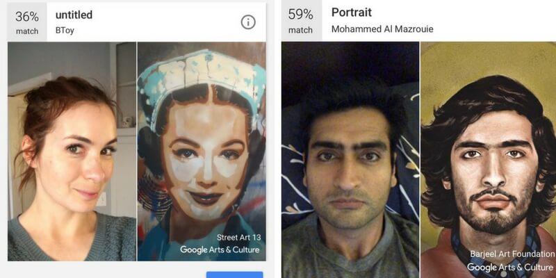 A quale quadro somigli? Basta un selfie per scoprirlo