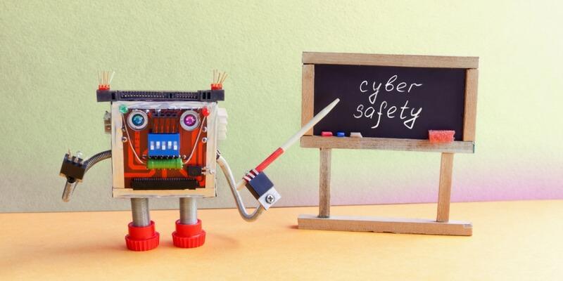 Frank, il compagno di classe robot in una scuola a Vercelli