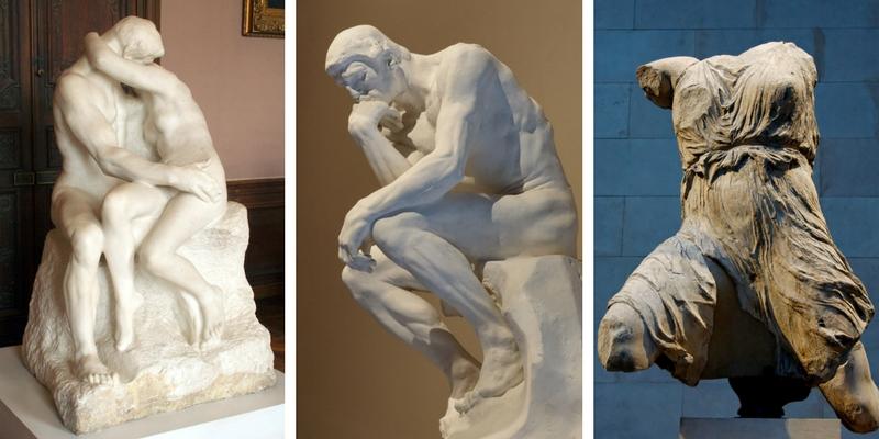 Rodin a Londra