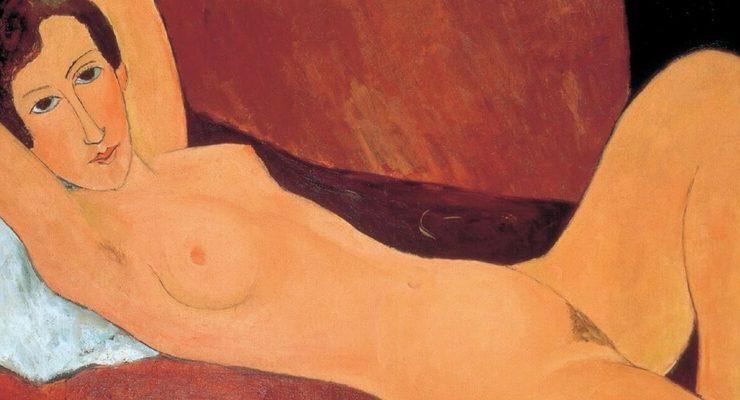 I quadri di Modigliani esposti a Genova sono dei falsi