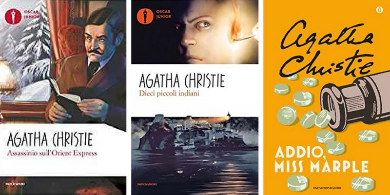 i 5 libri più belli di agatha christie