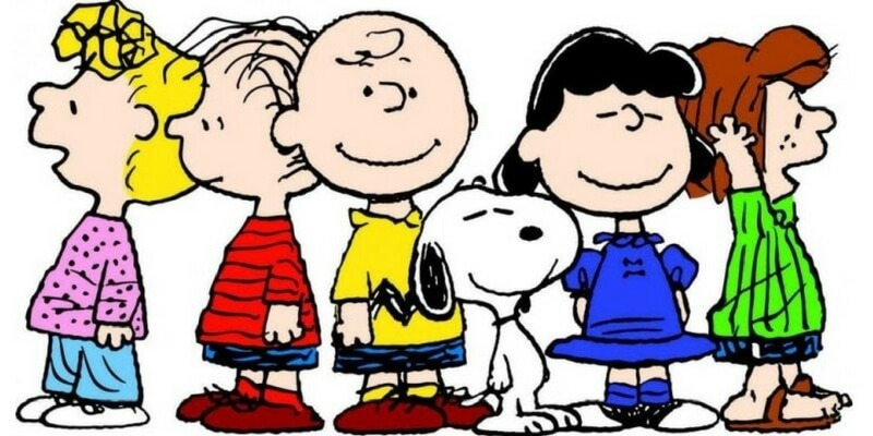 5 analogie tra Schulz e Charlie Brown
