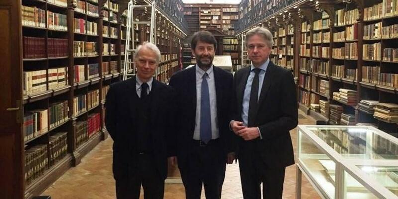 Alla Fiera del Libro di Francoforte, l'Italia sarà Ospite d'Onore