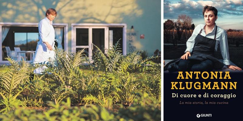 """Antonia Klugmann, """"I libri di cucina non sono mai troppi"""""""