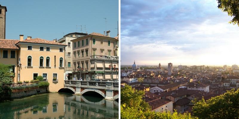 citta romantiche Italia