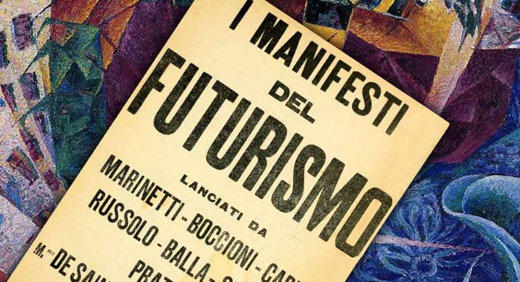 Il Futurismo, idee e artisti in azione