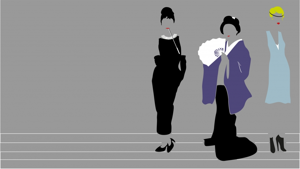 Gli abiti dei personaggi letterari diventati icone di stile
