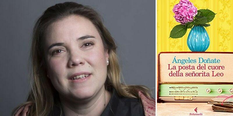 """Intervista a Ángeles Doñate, """"Le lettere ci avvicinano a chi amiamo"""""""