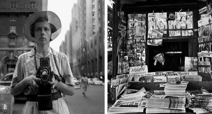 Le fotografie di Vivian Maier in mostra al Bologna