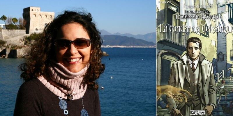 """Lucia Stellato, """"Il mondo del fumetto italiano è sempre più ROSA"""""""