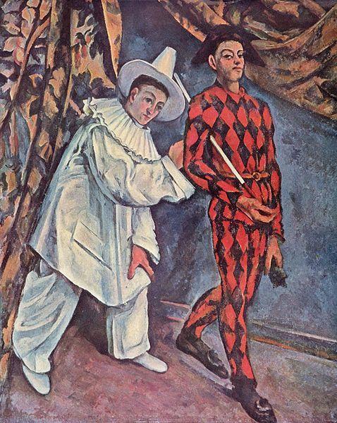 Martedì Grasso di Cezanne