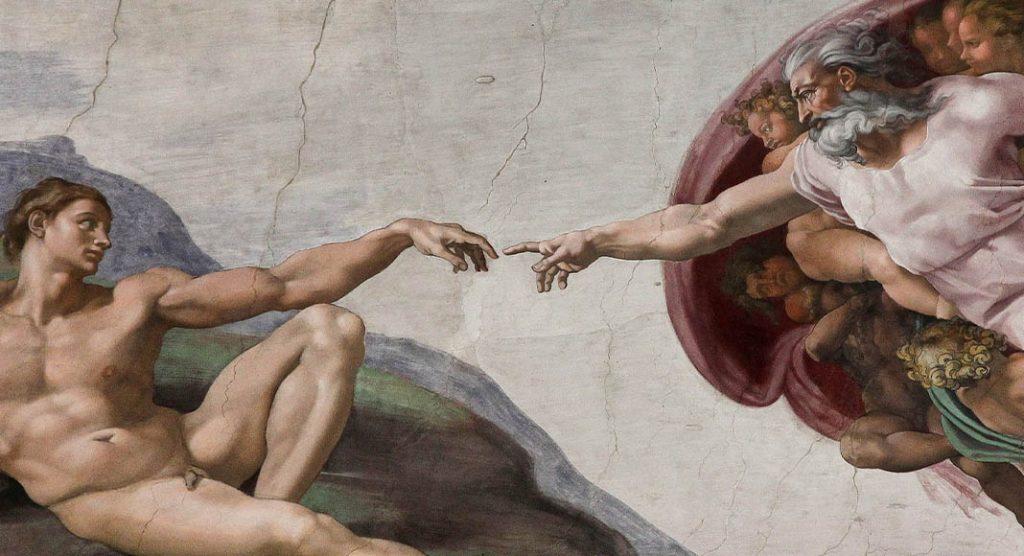 Michelangelo Buonarroti, l'artista del sublime