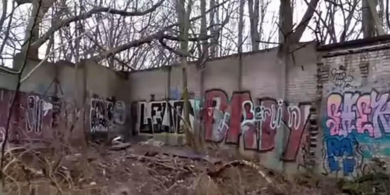 Germania, ritrovato un pezzo del muro di Berlino