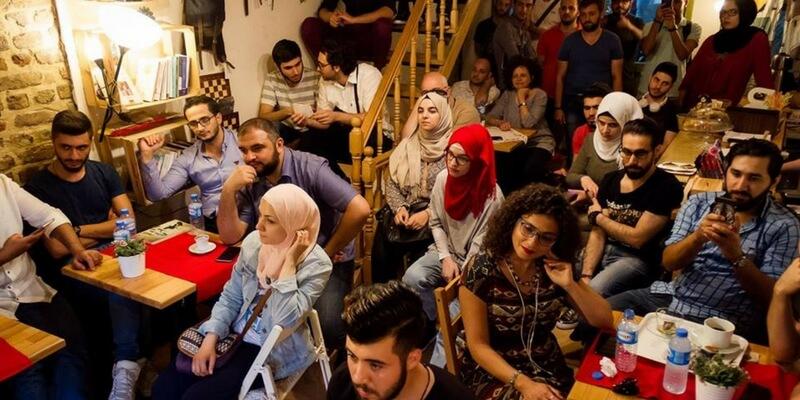 Ad Instanbul la libreria creata per i rifugiati