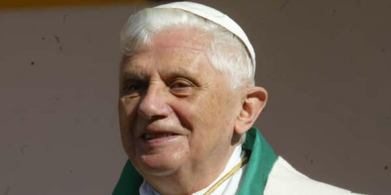 """Benedetto XVI: """"Sono in pellegrinaggio verso casa"""""""