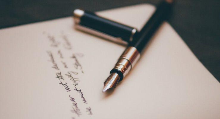 Le lettere d'amore scritte dai grandi scrittori