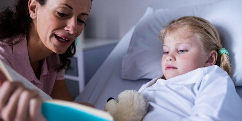 """""""Tessitori di voci"""", leggere e diffondere storie all'interno degli ospedali"""