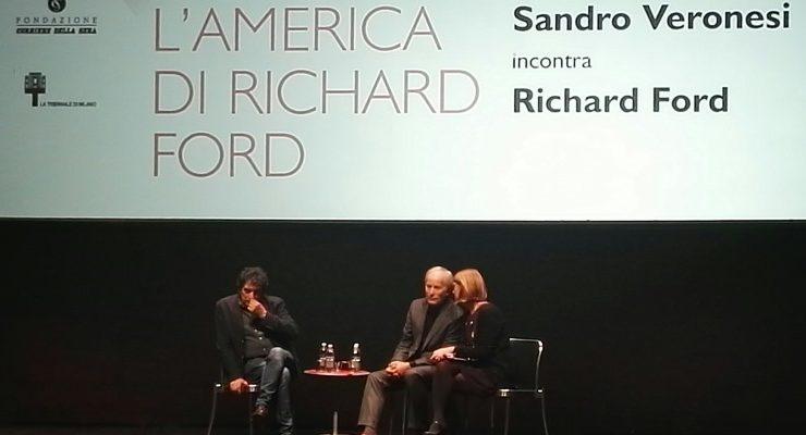 """Richard Ford, """"Scrivo per raccontare ciò che la gente vuole leggere"""""""
