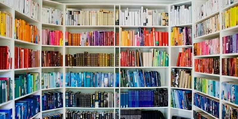 Dimmi come ordini i tuoi libri e ti dirò che tipo di lettore sei