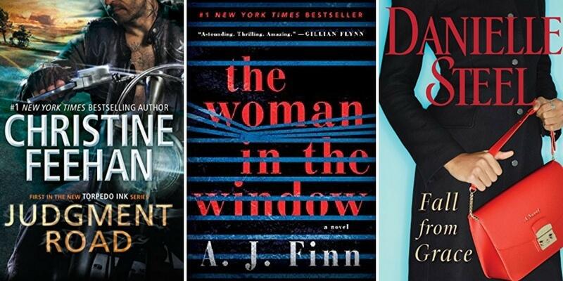 La classifica dei libri più venduti in America questa settimana