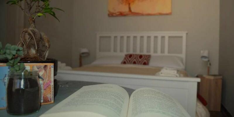 Passione per i libri a Catania nel Bed, Book & Breakfast Landolina