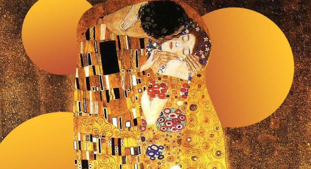 Frasi Di Klimt Sulla Vita.L Amore E L Estasi Dell Abbandono Ne Il Bacio Di Gustav Klimt