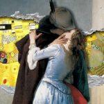 San Valentino, ecco i dieci baci più belli nella storia dell'arte