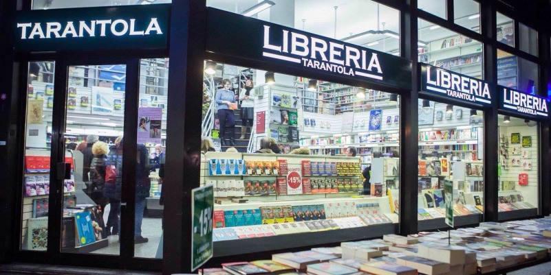 Tarantola, la storica libreria punto d'aggregazione tra lettori e scrittori