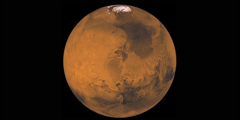 A Milano una mostra sul pianeta Marte