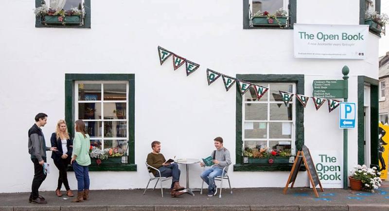 La libreria in Scozia che si può affittare su Airbnb