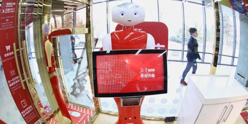 A Pechino la prima libreria gestita da robot