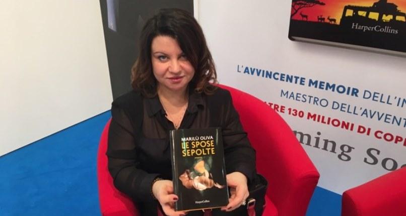 Le donne vittime di femminicidio nell'ultimo thriller di Marilù Oliva