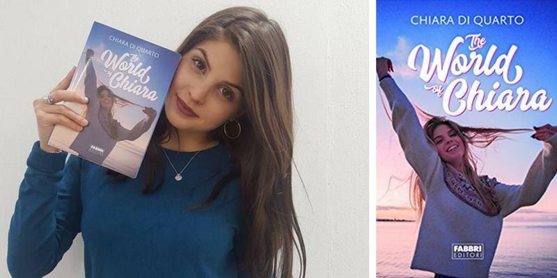 """Chiara di Quarto, """"Nel mio libro ho racchiuso una parte di me"""""""