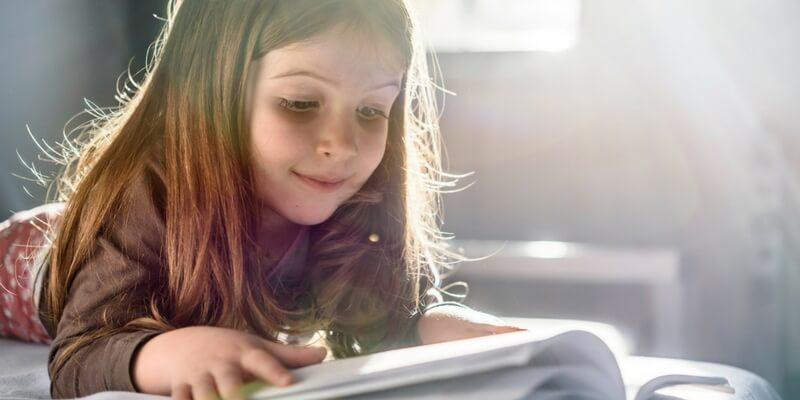 Tempo di Libri, quasi sette bambini su dieci amano leggere