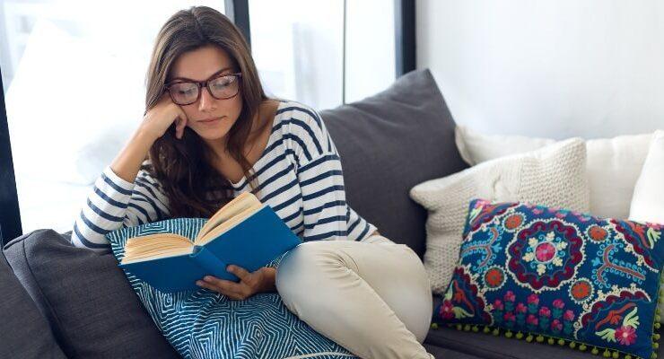 Casa o luogo all'aperto, dove i lettori preferiscono leggere