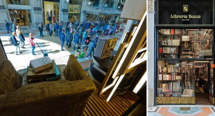 """""""Libreria Bocca"""", la più antica azienda libraria italiana"""