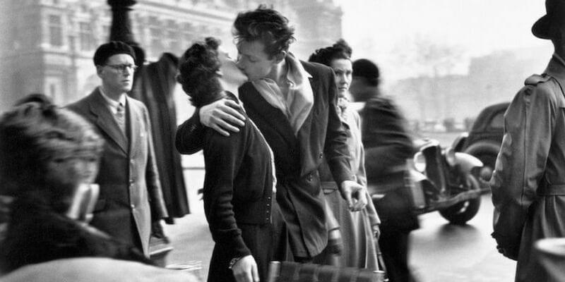 Gli scatti iconici di Robert Doisneau in mostra a Senigallia