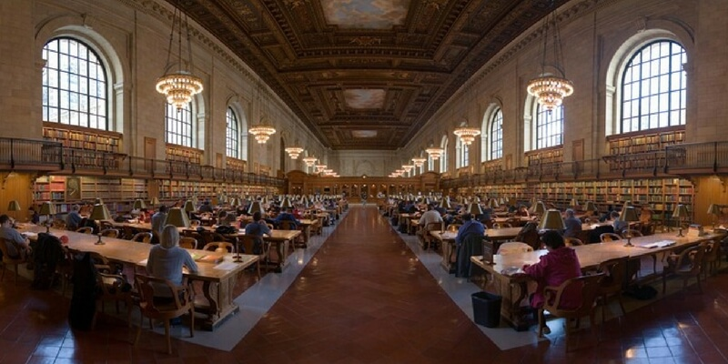 "In arrivo al cinema il film ""Ex Libris – The New York Library"""