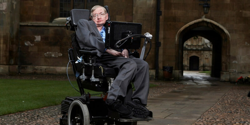 Stephen Hawking si è spento all'età di 76 anni