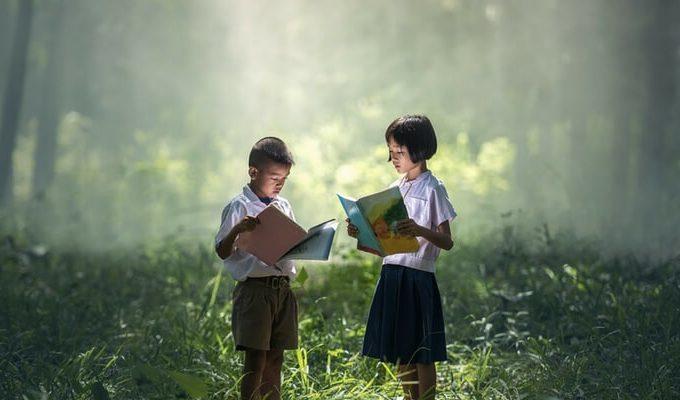 10 libri per bambini che insegnano ad amare l'ambiente