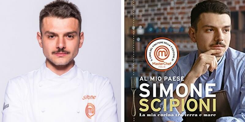"""Simone Scipioni, """"Con la cucina racconto il legame con il mio paese"""""""