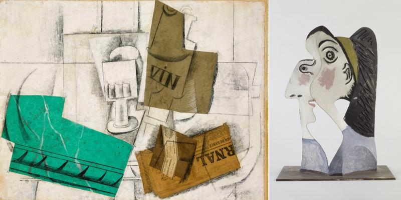 Le opere sconosciute di Picasso in mostra a Lugano