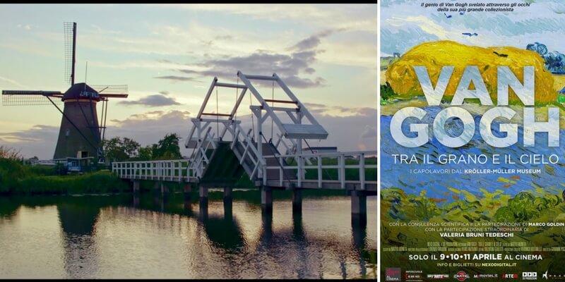 Ad Aprile al cinema il film evento su Vincent Van Gogh