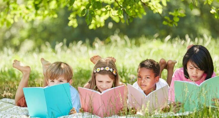 Secondo una ricerca otto bambini su dieci amano leggere