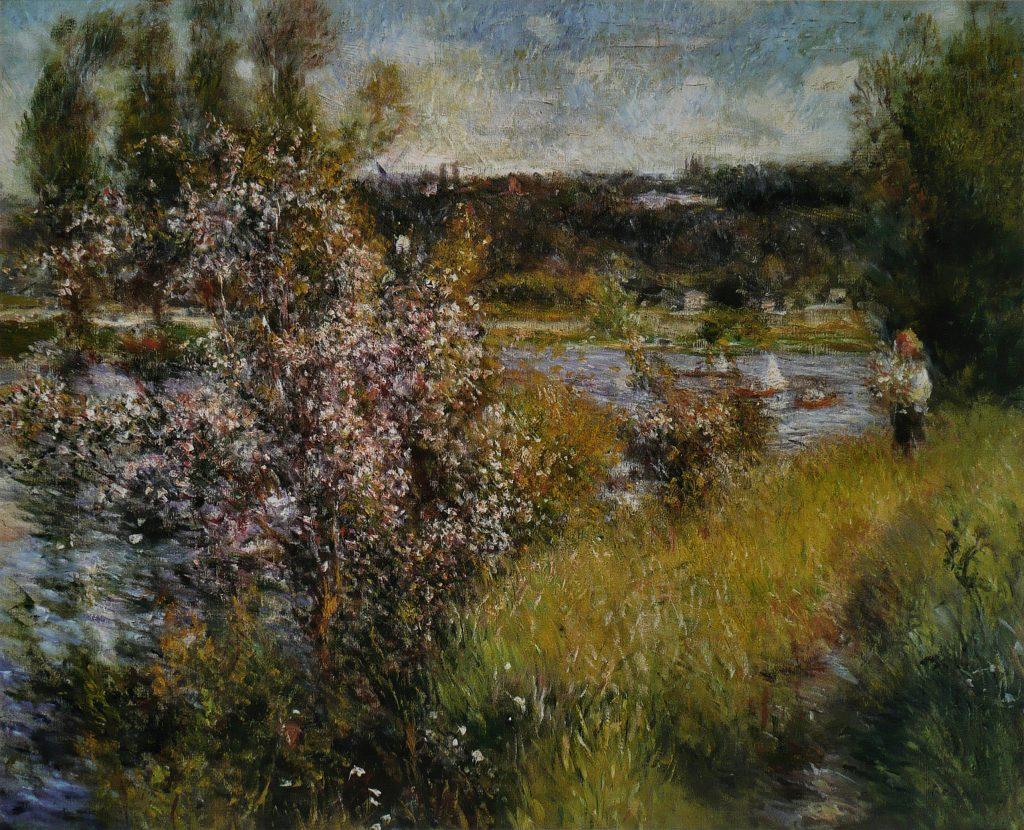 La primavera - Renoir