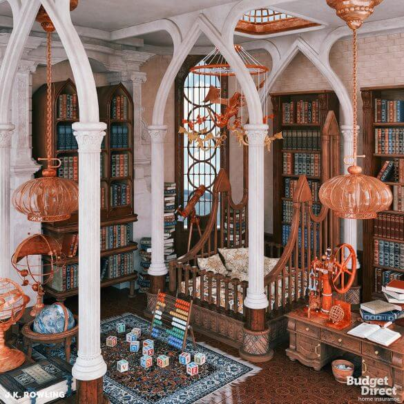 05_-JK-Rowling_nursery_room-585x585
